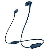 Sony WI-XB400, modrá - Bezdrátová sluchátka