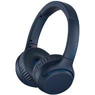 Sony WH-XB700 modrý - Bezdrátová sluchátka