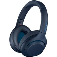 Sony WH-XB900N modrá - Bezdrátová sluchátka