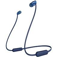 Sony WI-C310 modrá - Bezdrátová sluchátka