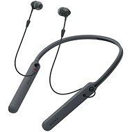 Sony WI-C400 černá - Sluchátka s mikrofonem