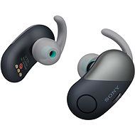 Sony WF-SP700N černá - Sluchátka s mikrofonem