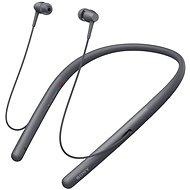 Sony Hi-Res WI-H700 černá - Sluchátka s mikrofonem
