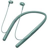 Sony Hi-Res WI-H700 zelená - Sluchátka s mikrofonem
