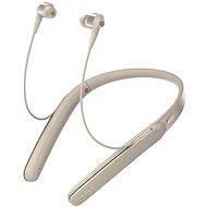 Sony Hi-Res WI-1000X béžová - Sluchátka s mikrofonem