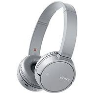Sony WH-CH500 bílo-šedá - Sluchátka s mikrofonem