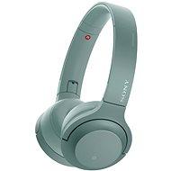 Sony Hi-Res WH-H800 zelená - Sluchátka s mikrofonem
