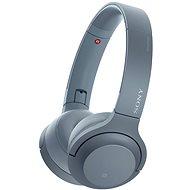 Sony Hi-Res WH-H800 modrá - Sluchátka s mikrofonem