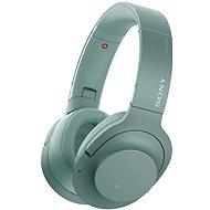 Sony Hi-Res WH-H900N zelená - Sluchátka s mikrofonem