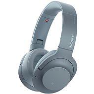Sony Hi-Res WH-H900N modrá - Sluchátka s mikrofonem
