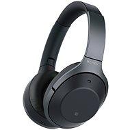 Sony Hi-Res WH-1000XM2 černá - Sluchátka s mikrofonem