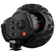 RODE Stereo VideoMic X - Mikrofon pro fotoaparát