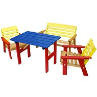ROJAPLAST Dětský set KASIA - Zahradní nábytek