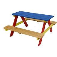 ROJAPLAST Dětský set PIKNIK - Zahradní nábytek