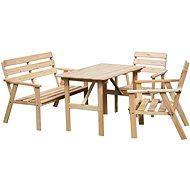 ROJAPLAST Set NORDIC - Garden furniture