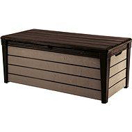 KETER BRUSHWOOD BOX 455L hnědá - Úložný box