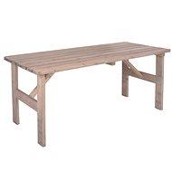 ROJAPLAST Stůl VIKING 150cm šedý - Zahradní stůl