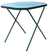 ROJAPLAST Stůl 53x70 camping zelený                    - Zahradní stůl