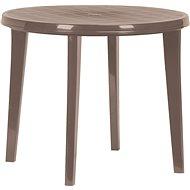 ALLIBERT Stůl LISA cappucino - Zahradní stůl