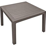KETER Stůl MELODY QUARTED cappucino - Zahradní stůl