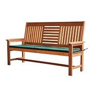ROJAPLAST SEREMBAN Bench with a Cushion - Garden benches
