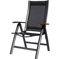 Sun Garden Chair ASS COMFORT anthracite / black - Garden Chair