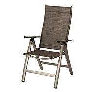 Sun Garden Chair LONDON cappucino / champagne - Garden Chair