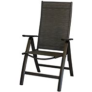 Sun Garden Armchair LONDON anthracite / black - Garden Chair