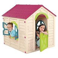 KETER RANCHO PLAYHOUSE fialová/béžová - Dětský nábytek