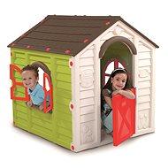 KETER RANCHO PLAYHOUSE hnědá/zelená - Dětský nábytek