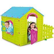 KETER MY GARDEN HOUSE zelená - Dětský nábytek