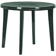 ALLIBERT LISA Table, Dark Green - Garden Table