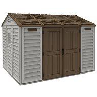 DURAMAX Domek Apex 10.5 x 8 - Zahradní domek