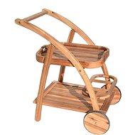 ROJAPLAST BETTIE servírovací stolek - Stolek