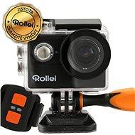 Rollei ActionCam 425 WiFi černá + náhradní baterie - Digitální kamera