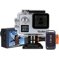 Rollei ActionCam 530 stříbrná + náhradní baterie zdarma - Digitální kamera