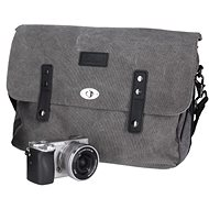 "Rollei Vintage Camera bag 13"" šedá"