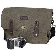 """Rollei Vintage Camera bag 13"""" zelená"""