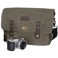 "Rollei Vintage Camera bag 13"" zelená - Fotobrašna"