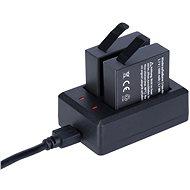 Rollei pro kamery 8S/ 9S + 2x baterie - Nabíječka