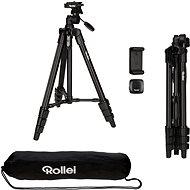 Rollei cestovní stativ pro mobilní telefony a fotoaparáty - Stativ