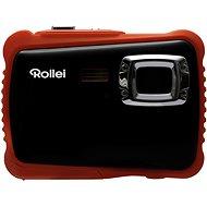 Rollei Sportsline 65 černo-oranžový + pouzdro zdarma - Digitální fotoaparát
