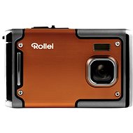 Rollei Sportsline 85 oranžový - Digitální fotoaparát
