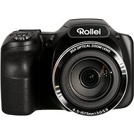 Rollei Powerflex 350 černý - Digitální fotoaparát