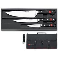 Classic Sada 3ks + Kuchařská taška - Sada nožů