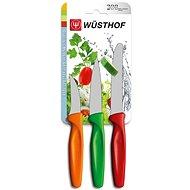 Nože Wüsthof, sada 3ks, různé barvy - Sada nožů
