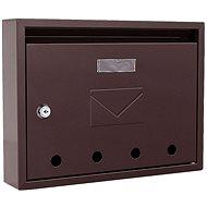 Rottner IMOLA hnědá - Poštovní schránka