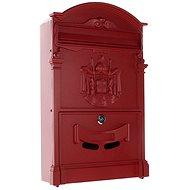 Rottner ASHFORD červená - Poštovní schránka