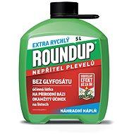 ROUNDUP bez Glyfosátu 2020 Extra rychlý 5,0 L - Náhradní náplň - Herbicid