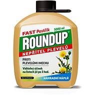 ROUNDUP FAST 5L - Náhradní náplň - Herbicid